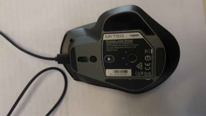 现代(HYUNDAI) HY-H6 幻影游戏鼠标垫 晒单图