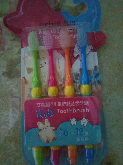 艾芭薇(Erbaviva) 艾芭薇 儿童牙刷2-3-6-12岁软毛 宝宝牙刷小头8支装 【6-12岁】软毛牙刷8支 晒单图