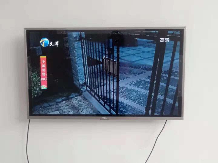 TCL 65A730U 65英寸 30核人工智能纤薄金属机身HDR 4K液晶电视机(黑色) 晒单图