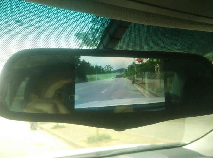 航睿 云镜智能后视镜汽车声控GPS导航仪高清行车记录仪实时路况多功能一体机 A800S+录像卡+2GB流量卡 后视镜导航 记录仪 晒单图