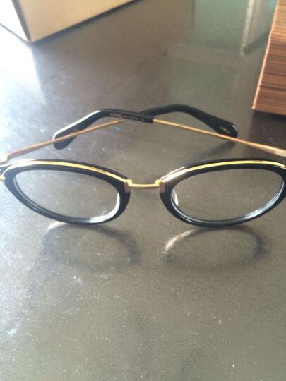 JEEP 吉普时尚太阳镜夹片圆脸偏光镜片近视镜夹片男女通用眼镜 JSA2045-L8夜视 灰片灰片-(白天专用) 晒单图