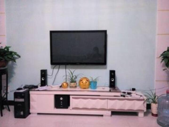 山水(sansui)31B蓝牙多媒体音响台式电脑音响手机无线电视组合音响 U盘直插播放 黑色 晒单图