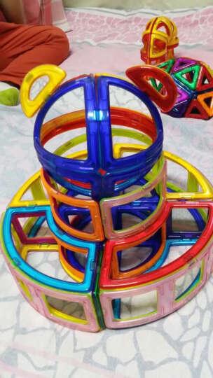 科博磁力片单片散片配件三角形 正方形 菱形 长方形  五边形 六边形 梯形  拱形 半圆形 晒单图