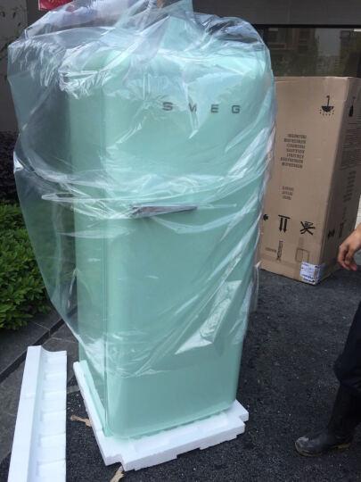 【意大利】斯麦格(Smeg)马卡龙FAB28系列意式冰箱,意大利进口厨房家用单开门电冰箱 水绿色FAB28RV1 晒单图