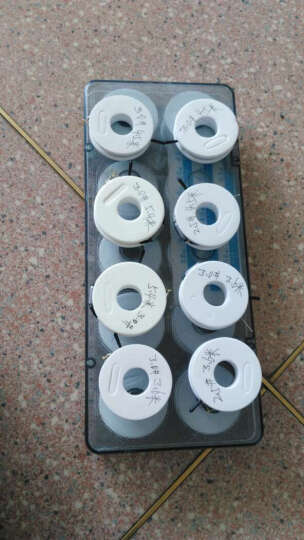 钓鱼王渔具手工钓线组 天丝主线组套装日本进口钓鱼线 不带子线 4.5米1.5# 晒单图