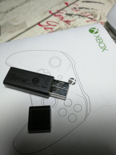 微软 (Microsoft) Xbox无线控制器/手柄 黑色+Xbox 无线适配器 PC游戏手柄 Xbox手柄 晒单图