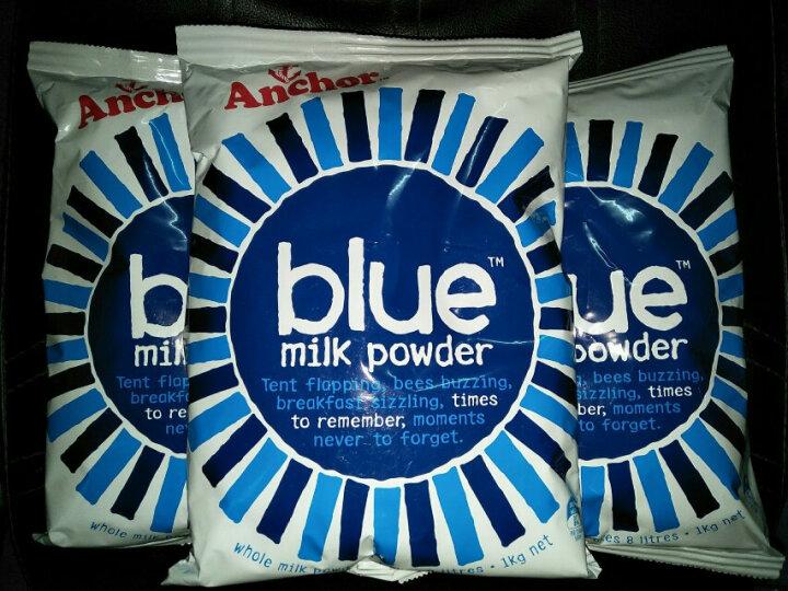 新西兰原装进口 安佳(Anchor)学生青少年早餐全脂纯牛奶箱装 1L*12 晒单图