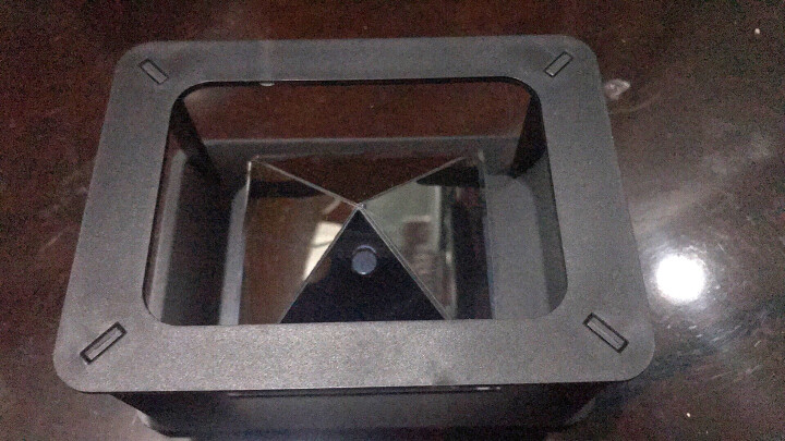 MOOV 全息3D手机投影仪 全息亚克力金字塔 全息盒 裸眼3D 创意生日礼物 全息投影仪-手机版 晒单图