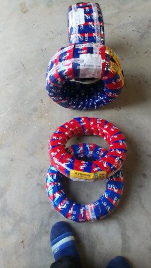 千里马电动车3.00-10钢丝真空轮胎300-10踏板车3.50-10 3.00-10花纹566加强型真空胎8层送气嘴 晒单图
