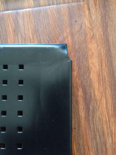 欣颖家居 厨房置物架落地3层多功能收纳架锅架不锈钢置物架微波炉架烤箱架 新四层不锈钢带网篮 晒单图