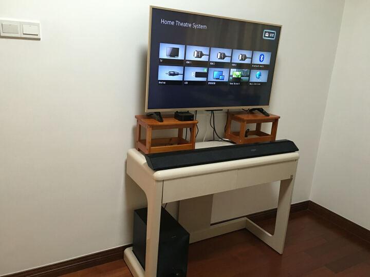 索尼(SONY)HT-RT5 5.1声道 无线环绕音响 电视音响 NFC蓝牙回音壁 音箱 家庭影院 晒单图