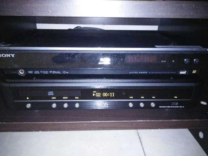 山灵CD1.2全新发烧CD机HIFI胆CD机电子管转盘USB解码声卡 现货 黑色 升级版 晒单图