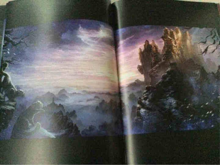 完美世界顶级游戏宣传画集2 晒单图