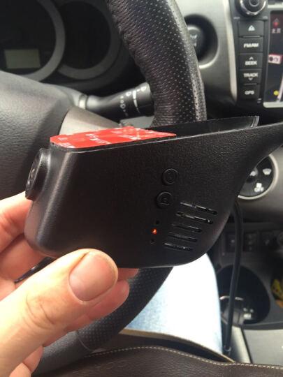 HYUNDAI 专车专用行车记录仪高清隐藏式记录仪WIFI监控摄像头停车监控双镜头可选 奥迪A3 A4L A6L A8L Q5 Q3 专用 单镜头+32G卡【全国免费安装】 晒单图