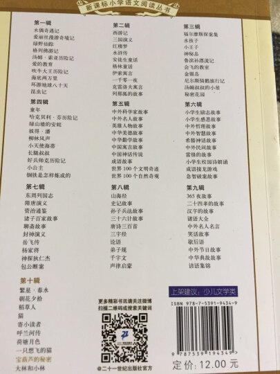 新课标小学语文阅读丛书:西游记 (第2辑 彩绘注音版) 晒单图