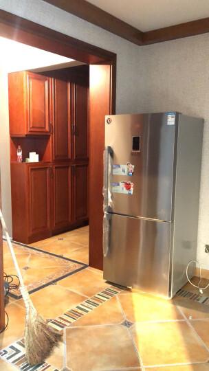 欧洲英国倍科(BEKO) 双门大宽门冰箱 风冷无霜变频节能  原装进口 不锈钢色 进口CN151121IX不锈钢银色大宽门 晒单图