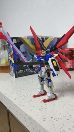 万代(BANDAI)高达Gundam拼插拼装模型玩具 RG版 11命运destiny敢达0181595 晒单图