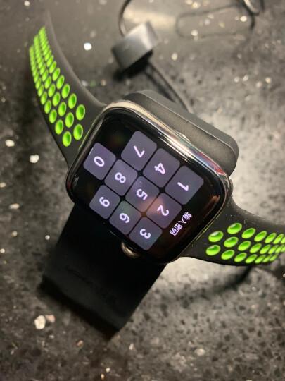 绿联 MFi认证 苹果手表磁力充电器 便携iwatch4/3/2/1代无线充电数据线 apple watch充电配件底座支架 30703 晒单图