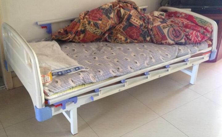 艾怡佳 ABS单摇起背护理床 病床 老人瘫痪病人家庭护理床 套餐5 晒单图
