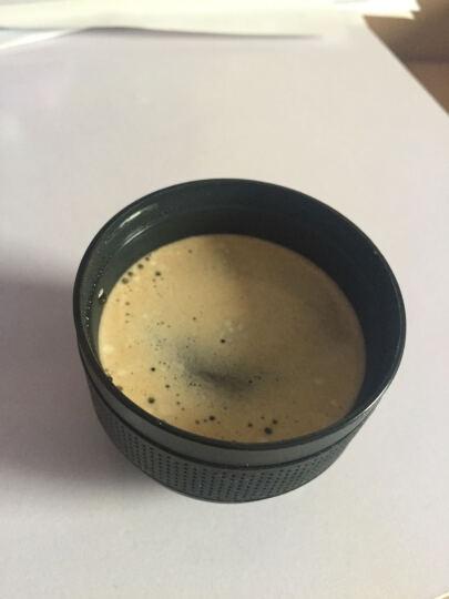 WACACO Minipresso意式便携式咖啡机 迷你手动咖啡机套装家用户外咖啡机 咖啡粉版组合德龙KG40磨豆机 晒单图