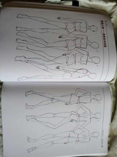 服装设计师的速成手册:时装画的手绘表现技法 晒单图