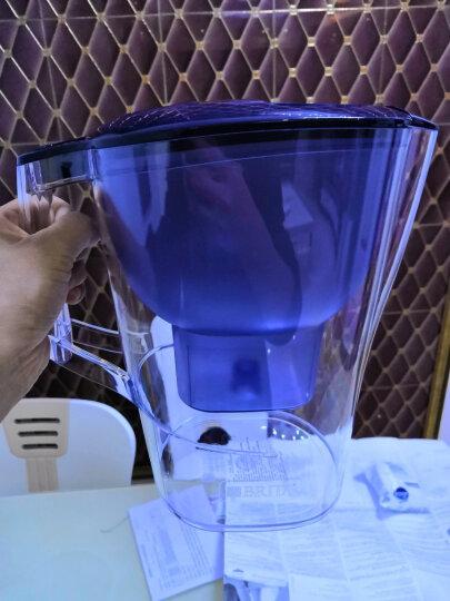 碧然德 (BRITA)净水器净水壶滤水壶 (Aluna光汐系列3.5L套装)新升级三代滤芯 1壶4芯 晒单图