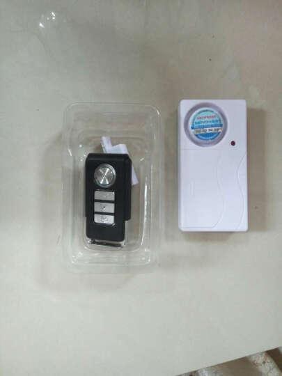 森驰SF03R无线遥控门磁报警器门窗防盗器家用窗户大门密码防盗报警器门窗震动防盗器感应器 增配双感应主机(需搭配遥控才能使用) 晒单图