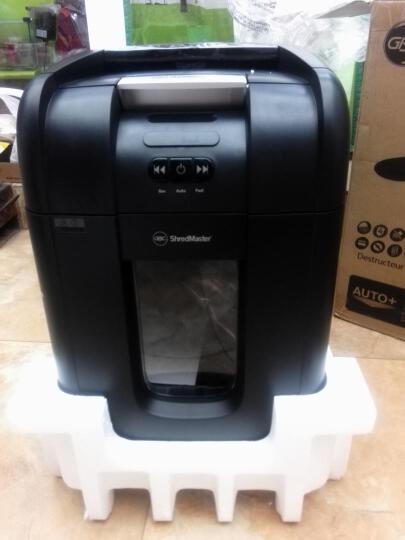 GBC杰必喜AUTO+200M 智能全自动碎纸机一次200张 办公商用静音碎纸机 可碎钉银行卡光盘 晒单图