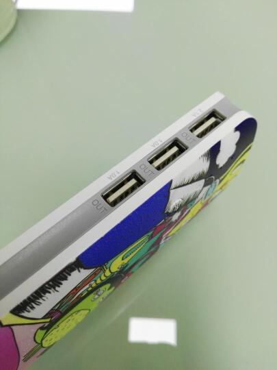 浩酷 10000毫安充电宝/移动电源 多彩超薄 苹果6s/5s/三星/华为/小米手机通用 西瓜 晒单图
