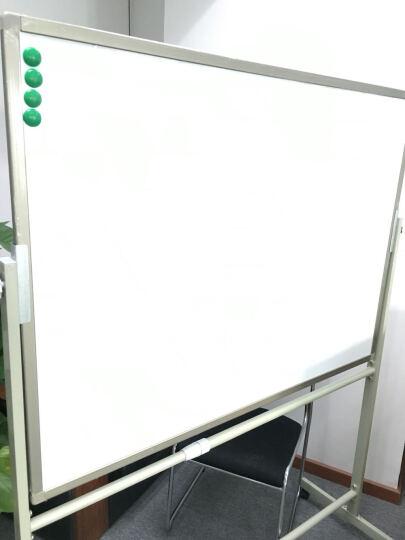 丽博士  白板 黑板 移动  架子 看板 办公 会议 教学 培训  磁性 写字板  书写 90*120cmN双面白板(含高档支架) 晒单图