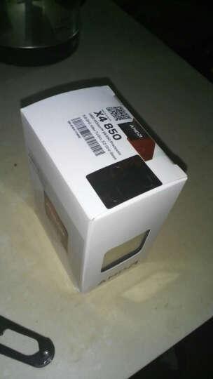 AMD 速龙系列850 四核 FM2+接口 盒装CPU处理器 晒单图