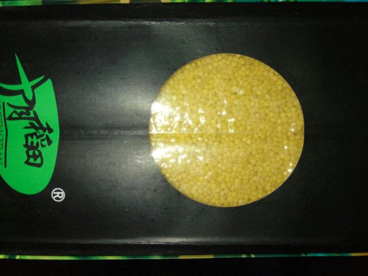 十月稻田 黄小米 ( 月子米 小米粥 谷子 五谷杂粮  大米 粥米伴侣)400g 晒单图