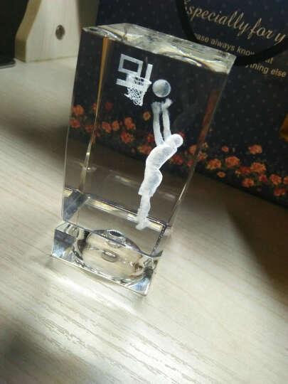 NBA篮球迷球星库里詹姆斯欧文保罗公仔模型摆件送男生兄弟同学创意实用礼品生日礼物情人节礼品 保罗+MP4灯座 晒单图