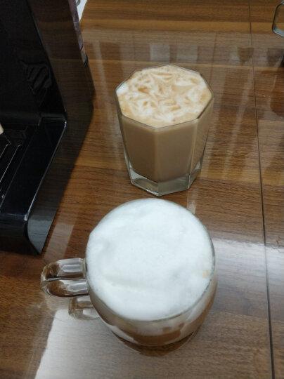 东菱(Donlim)DL-KF500 半自动意式咖啡机 胶囊易理包咖啡粉三合一 晒单图
