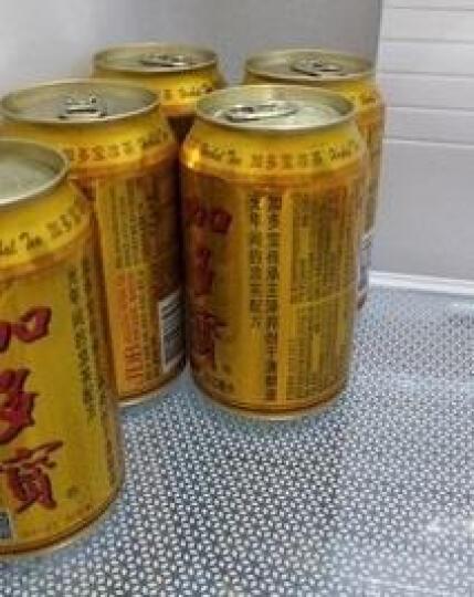 加多宝 凉茶植物饮料 茶饮料 310ml*12罐 整箱装 晒单图