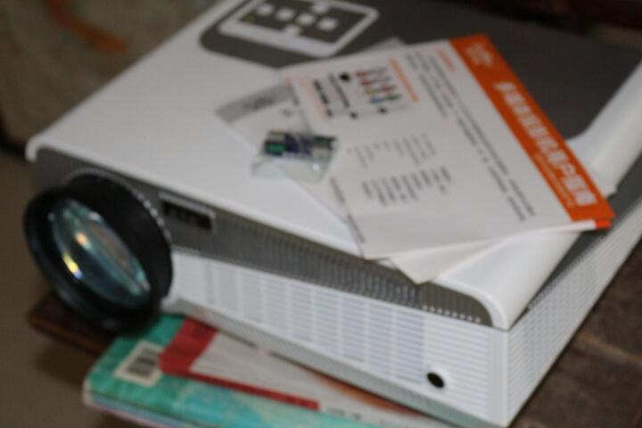 轟天砲(Poner Saund) 家用高清无线wifi投影仪 3D智能办公手机家庭影院 LED-96+Wifi 晒单图