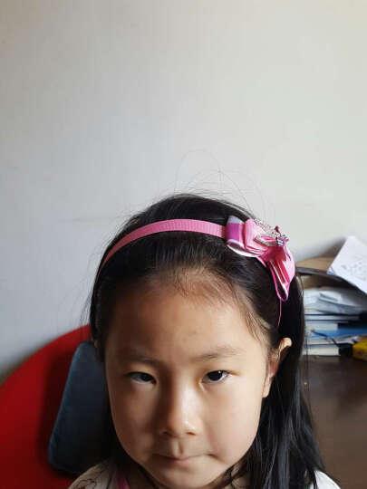 芭根草发饰儿童发箍女童宝宝头箍皇冠蝴蝶结可爱头饰学生发卡发夹 BGC-2981 颜色7 晒单图