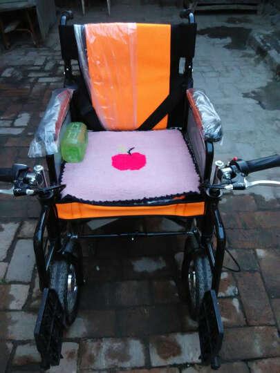 泰合老年出行代步车四轮电动助行轮椅 电动轮椅DW108 20Ah铅酸版-行驶30-40公里左右 晒单图