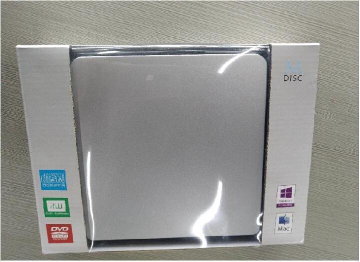 F.L 6X高速USB3.0外置蓝光刻录机 外接蓝光DVD光驱 支持3D DVD-RW(录DVD) 晒单图