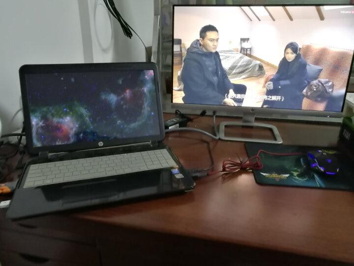 惠普(HP)24ES 23.8英寸 全高清IPS 纤薄机身 电脑屏幕 液晶显示器 内置HDMI接口 晒单图