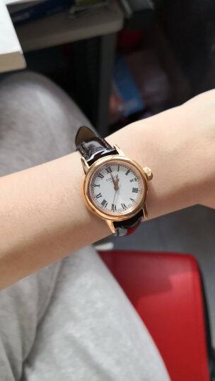 天梭(TISSOT) 瑞士手表 卡森系列石英情侣表女表T085.210.36.013.00 晒单图