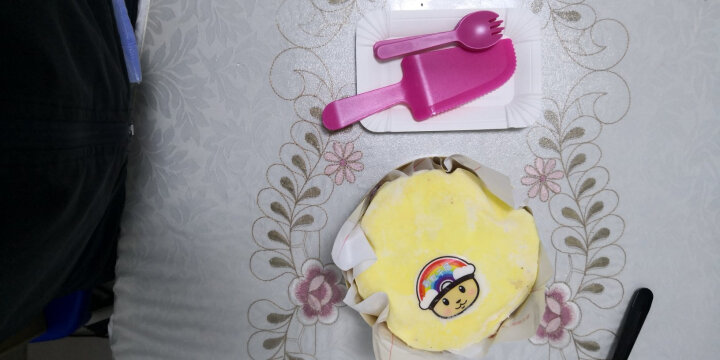 巧师傅千层蛋糕彩虹千层蛋糕芒果抹茶蓝莓草莓巧克力生日礼物甜品儿童老人同城全国配送 晒单图