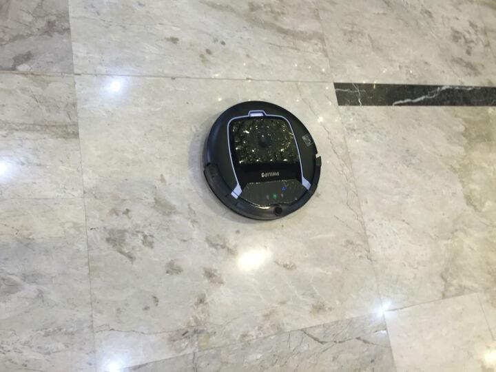 飞利浦(PHILIPS) 扫地机器人智能自动家用拖地吸尘器 吸擦一体FC8810/82带遥控器-灰蓝色 晒单图