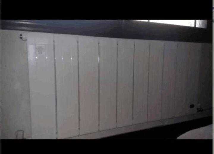 欧朗德 暖气片 铜铝复合 双水道 暖气 350mm高 晒单图