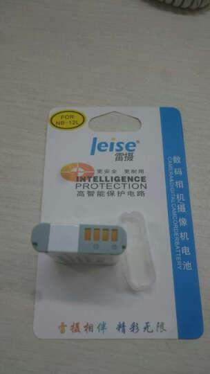雷摄(LEISE)NB-12L/13L 摄像机/相机电池便携式充电器 适用佳能: PowerShot G7X、G1X mark Ⅱ 晒单图
