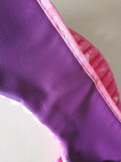 沐凡马桶垫圈马桶套冬天加绒加厚粘贴式坐便套坐便器垫坐垫可反复水洗  外径约36CM*43CM 灯芯绒紫色-粘扣款 晒单图