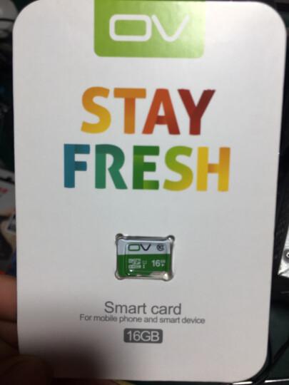 OV 16GB TF(MicroSD)存储卡 U1 C10 热销标准版 读速80MB/s 手机平板音响点读机高速存储卡 晒单图
