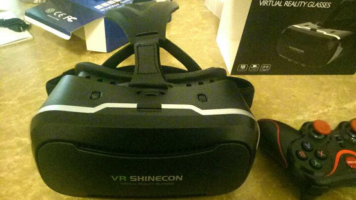 千幻魔镜 虚拟现实智能vr眼镜VR一体机 手机vr游戏机头戴式3D头盔ar9代 VR眼镜+通用游戏手柄+试用运费险+海量片源 晒单图
