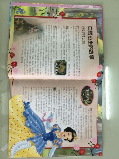 DK迪士尼公主梦幻珍藏大图鉴 美国迪士尼公司 少儿 书籍 晒单图