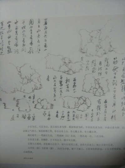 名家课徒稿临本:龚贤山水画谱 晒单图